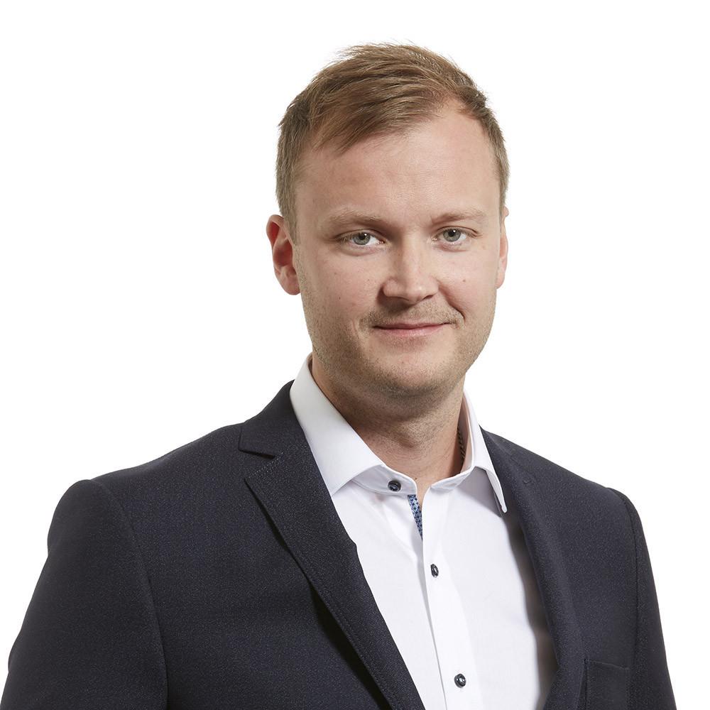 Nils Bengtsson blir ansvarig för IMANT's nya kontor i Avesta.