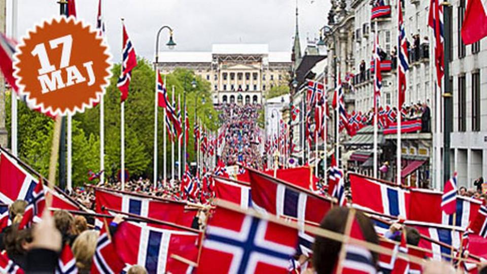 Bildresultat för norge 17 maj