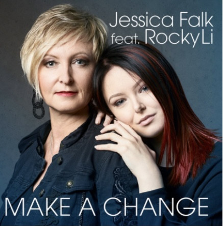 Jessica och Rocky Make a Change